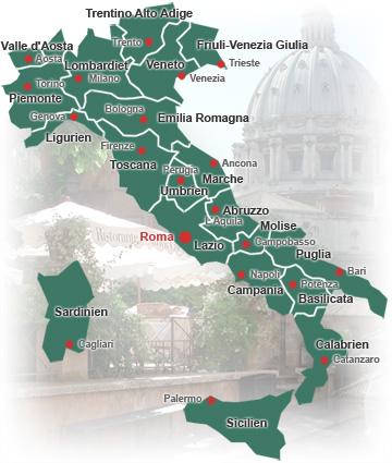 italienske provinser